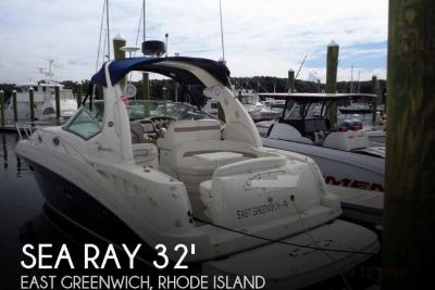 2004 Sea Ray 320 Sundancer