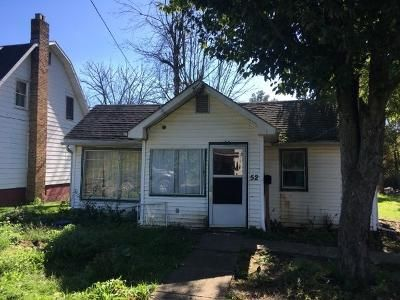 2 Bed 1 Bath Foreclosure Property in Rittman, OH 44270 - Front St