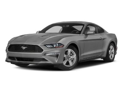 2018 Ford Mustang EcoBoost Premium (Blue)