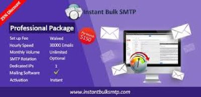 free smtp server for email marketing