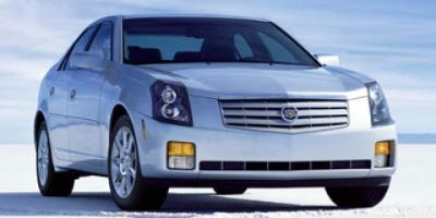 2006 Cadillac CTS Base (Blue Chip)