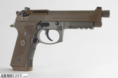 Want To Buy: Beretta M9A3