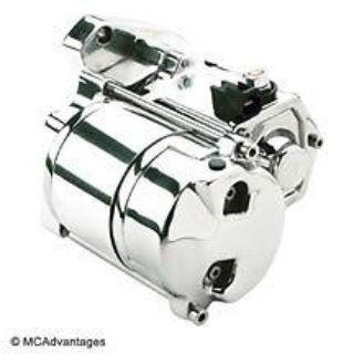 Sell SPYKE 1.4 KW CHROME STARTER MOTOR NEW IN BOX/FITS:1994-2006 HD BIG TWINS/EVO motorcycle in Huntington Beach, California, US, for US $320.00