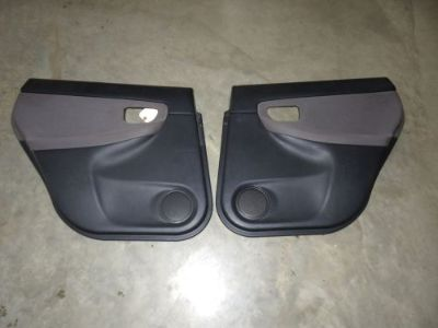 Purchase 06 07 Subaru Impreza WRX & 2.5i Driver Passenger Rear Door Card Panel Cover OEM motorcycle in Marlette, Michigan, United States, for US $89.95