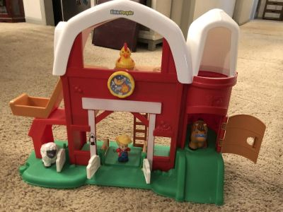 Fisher Price Little People sets in EUC!!