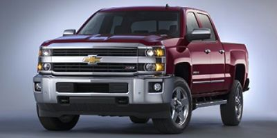 2019 Chevrolet Silverado 2500HD LTZ (Summit White)