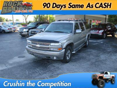 2003 Chevrolet Suburban 1500 (Gold)