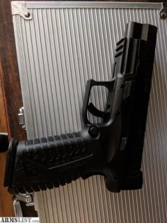 For Sale: Xdm 4.5 + ammo