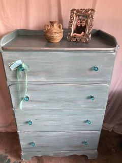 Antique Harmony House Chest of Drawers