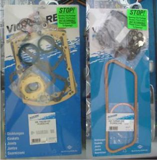 Sell PORSCHE 356 912 1600cc GERMAN REINZ ENGINE GASKET SETS motorcycle in Long Beach, California, United States, for US $160.00