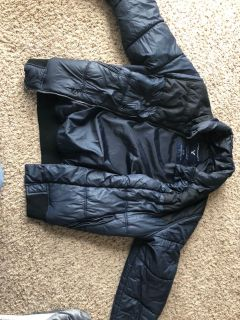 Small American Eagle Winter Coat