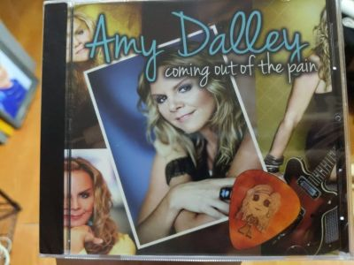 "Amy Dalley ""Coming out of the Pain"" CD"