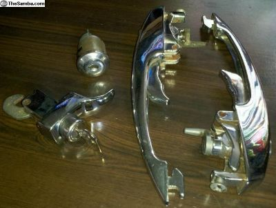 71-79 Beetle Handles, Engine Lock, Ignition Set