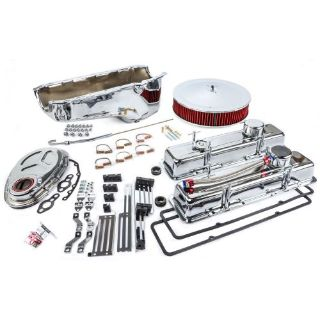 Sell JEGS Performance Products 50531 Chrome Engine Kit motorcycle in Clinton, Maryland, United States, for US $150.00