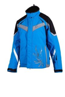 Buy YAMAHA OEM Women's Yamaha Destiny Jacket with Outlast Sky Blue Size 08 motorcycle in Maumee, Ohio, US, for US $166.99