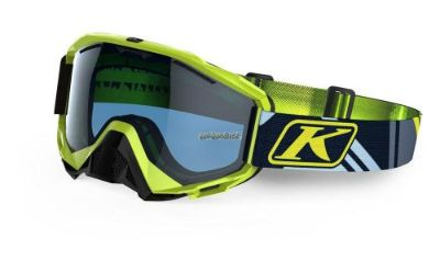 Sell KLIM Radius Goggle - Tenacious Blue Tint motorcycle in Sauk Centre, Minnesota, United States, for US $55.99