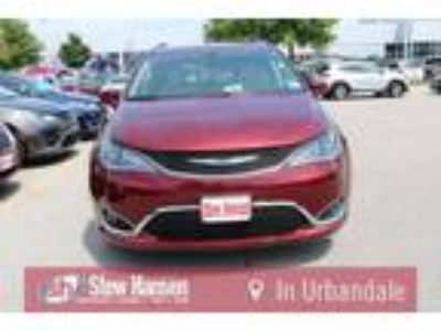2018 Chrysler Pacifica Touring L Plus NAV/DVD