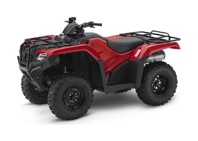 2018 Honda FourTrax Rancher Utility ATVs West Bridgewater, MA
