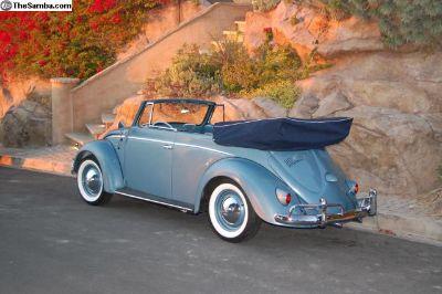 1957 Cabriolet Convertible