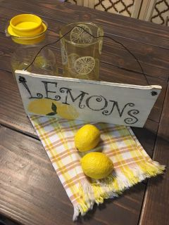 LEMON Decor bundle