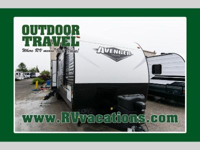 2020 PRIME TIME RV AVENGER 32BIT