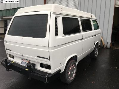 Customize this Westfalia Financing available