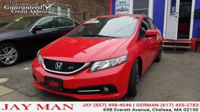 2014 Honda Civic Si (Red)
