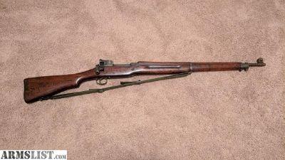 For Sale: WW1 Eddystone 1917 Enfield Rifle 30-06