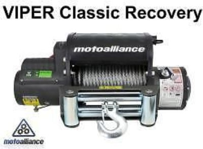 Buy VIPER Classic 10000lb Recovery Winch with Full Wireless System for Trucks & 4x4s motorcycle in Rogers, Minnesota, United States