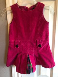 BabyGap hot pink jumper 12-18 months