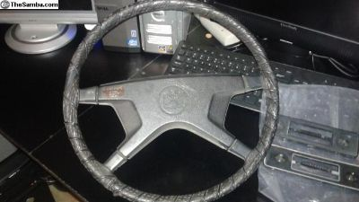Ghia 72-74 Original steering wheel