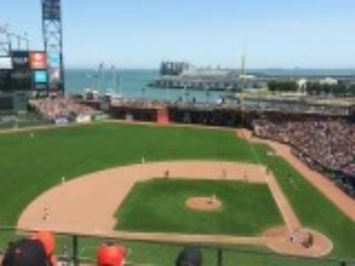 San Francisco Giants Tix