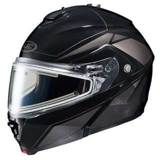 Buy NEW HJC IS-MAX II ELEMENTAL MC5 SNOWMOBILE MODULAR HELMET BLACK / SILVER SMALL motorcycle in Kaukauna, Wisconsin, United States, for US $200.00