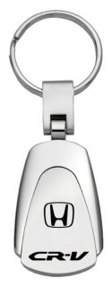 Purchase Honda CRV Chrome Teardrop Keychain / Key fob Engraved in USA Genuine motorcycle in San Tan Valley, Arizona, US, for US $14.61