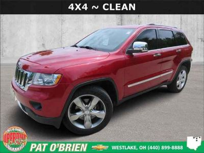 2011 Jeep Grand Cherokee LIMI