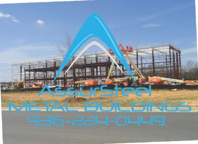 Metal Building - Steel Building - Barndominium