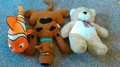 Large Stuffed Animals-Scooby has sold