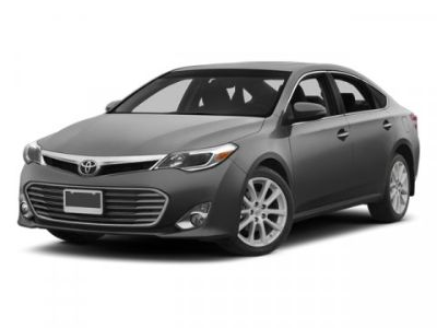 2013 Toyota Avalon XLE (Gray)