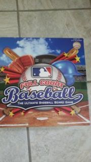 Full Count Baseball board game