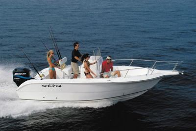 2004 Sea Fox 210 Center Console Saltwater Fishing Boats Holiday, FL