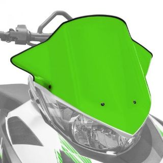Find Arctic Cat Mid Windshield - TA Green - 2012-2017 ZR F XF M 6000 8000 - 6606-624 motorcycle in Sauk Centre, Minnesota, United States, for US $100.95