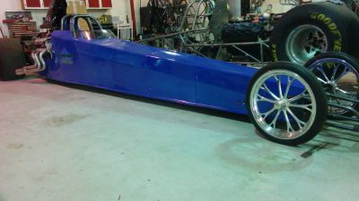 08 4 link dragster TRADE