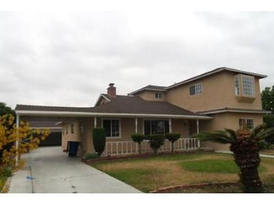 4 Bed 3 Bath Foreclosure Property in Downey, CA 90240 - Charloma Dr