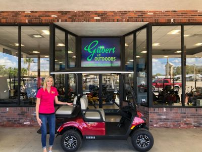 2019 Yamaha Adventurer Sport 2+2 (Electric) Electric Golf Carts Okeechobee, FL