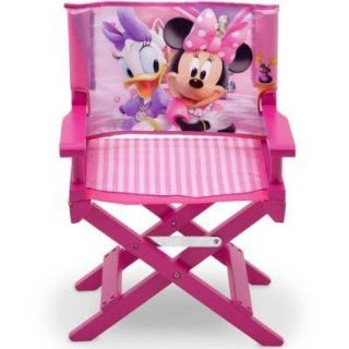 Minnie Mouse director chair