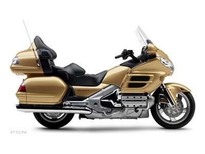 2006 Honda Gold Wing Audio / Comfort / Navi Touring Motorcycles Deptford, NJ
