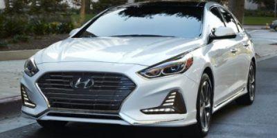 2019 Hyundai Sonata Plug-in Hybrid Base (Hyper White)