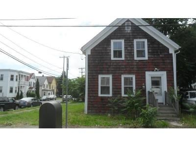 4 Bed 1 Bath Foreclosure Property in Lynn, MA 01905 - Lowell St