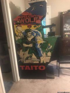 Arcade Game Operation Wolf