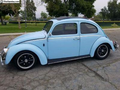 1964 Ragtop VW Bug 1776cc